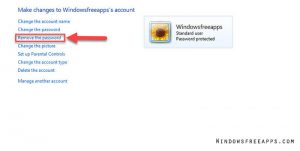 How to Reset Windows 7 Password-Remove your password