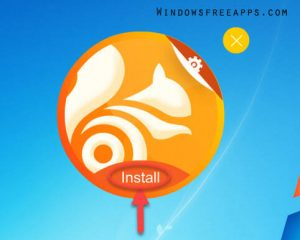 Install UC Browser on PC
