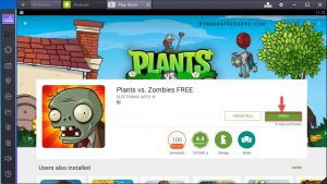 Open Plants vs Zombies Garden Warfare
