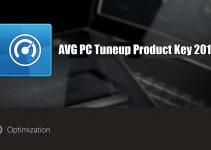AVG PC Tuneup Product Key 2016