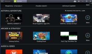 Download Bluestacks for PC Windows