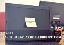 How to Make Your Computer Faster 8 Simple Ways