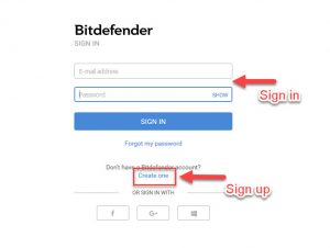 Bitdefender Total Security Key 2016