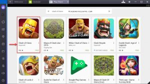 Clash of Clans PC Download