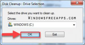 How To Delete Temporary Files with Disk Cleanup Tool