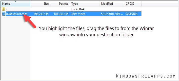 Opening rar files on windows | How to Zip and Unzip Files in