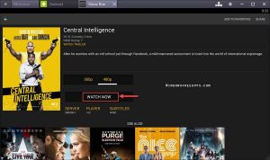 Watch Showbox on PC