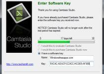 Camtasia Studio 8 Free Key (100% Working)