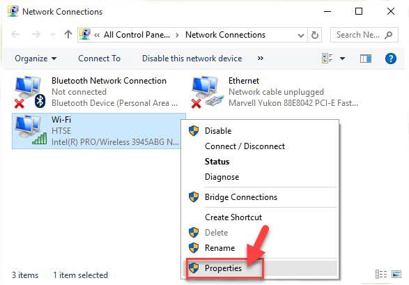 Fix Error 0x800704cf: The Network Location Can't Be Reached