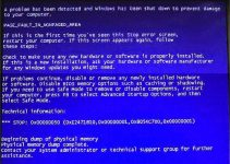 Page Fault in Nonpaged Area BSoD error in Windows 10