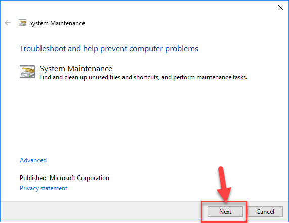 Fix: TiWorker.exe high Disk Usage problems in Windows 10 - method 3