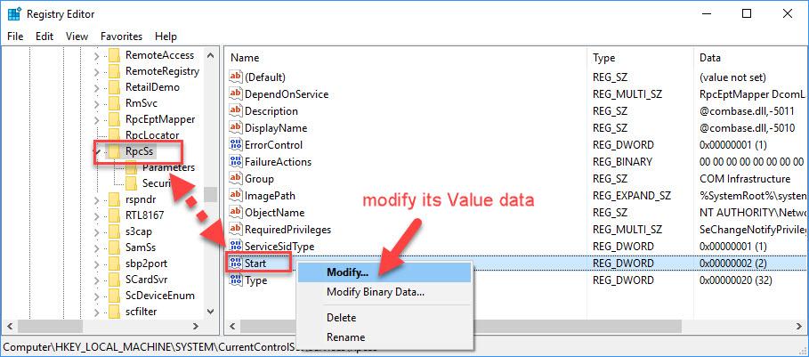 Fix: DISM Error 1726, The remote procedure call failed in Windows 10 - 1