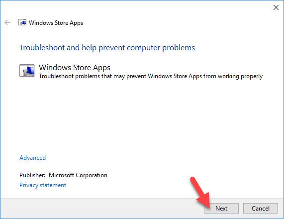 Fix: Windows 10 Calendar app not working - 1