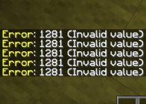 How To Fix Minecraft OpenGL Error 1281